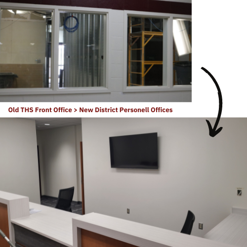 New District Personnel Offices