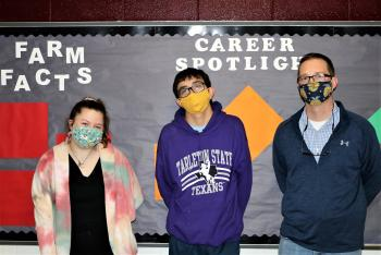 THS Students Earn Veterinarian Certification