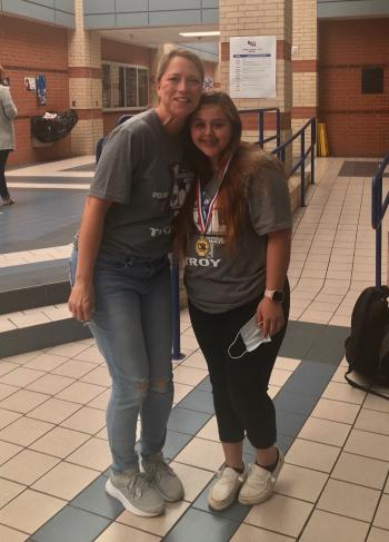 Troy High School Student Places 5th in State UIL Computer Applications