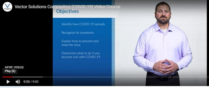 Video: What To Know about COVID-19