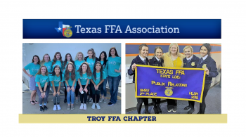 THS FFA Teams Excel at State Contest