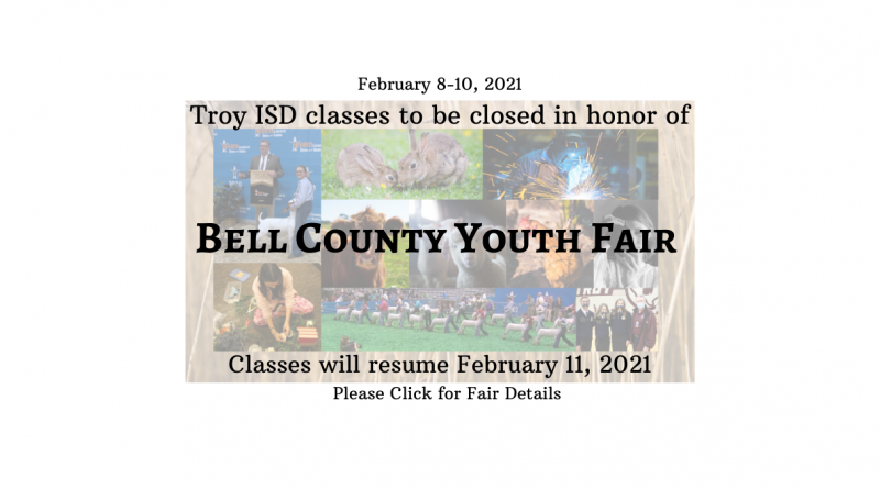 Troy ISD Schools Closed February 8-10