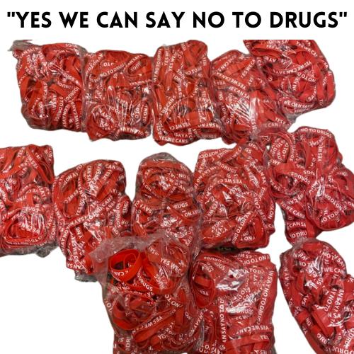 Red Ribbon Week in Troy ISD