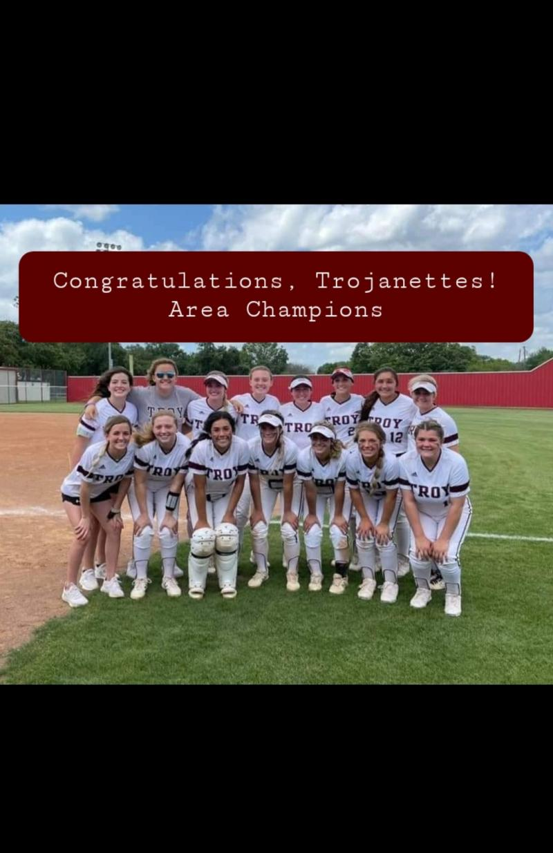 Trojanettes, Area Champions, Head to Playoff Round 3