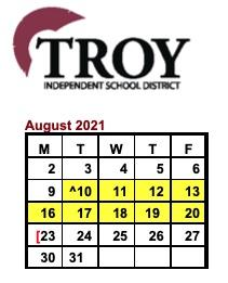 Parents: Vote for Your Choice of School Calendar for 2021-2022