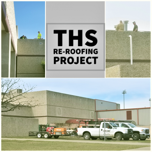 bond project THS reroof