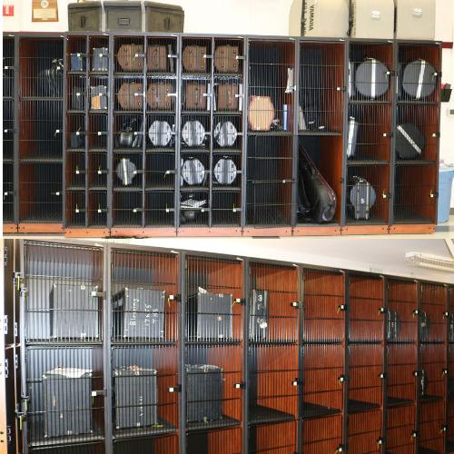 Instrument Cabinets/Lockers