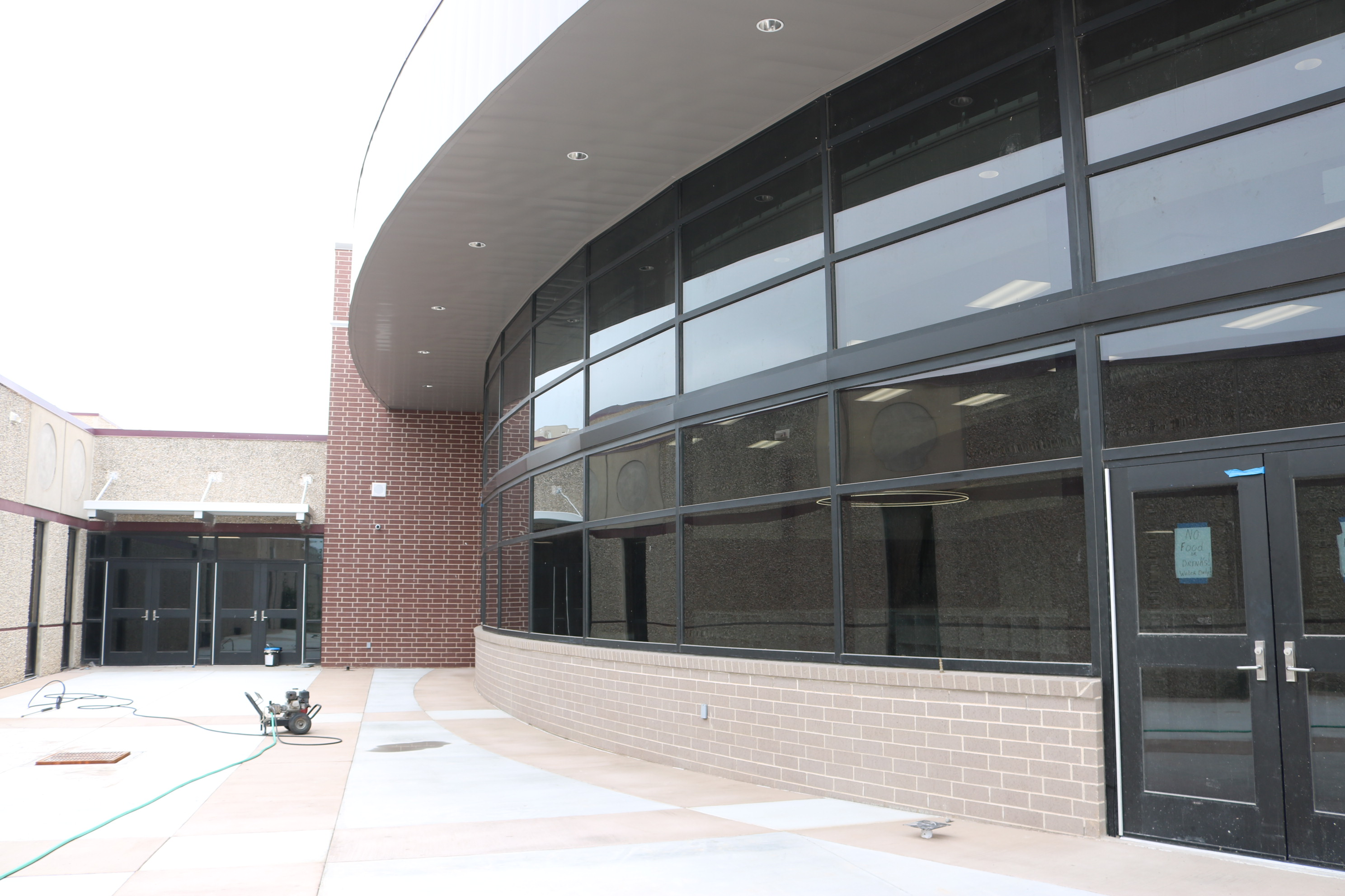 THS Courtyard