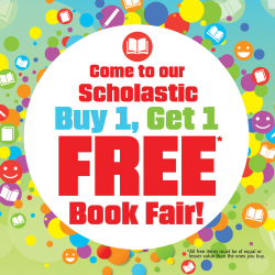 Thumbnail Image for Article Buy One, Get One Free Book Fair