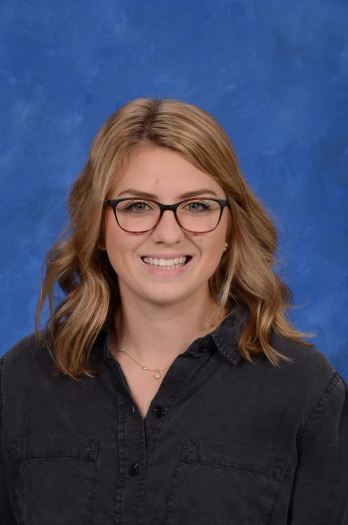 Madison Faith, Assistant MS Girls Coach Track