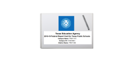Thumbnail Image for Article 2018-2019 Federal Report Card Available Now