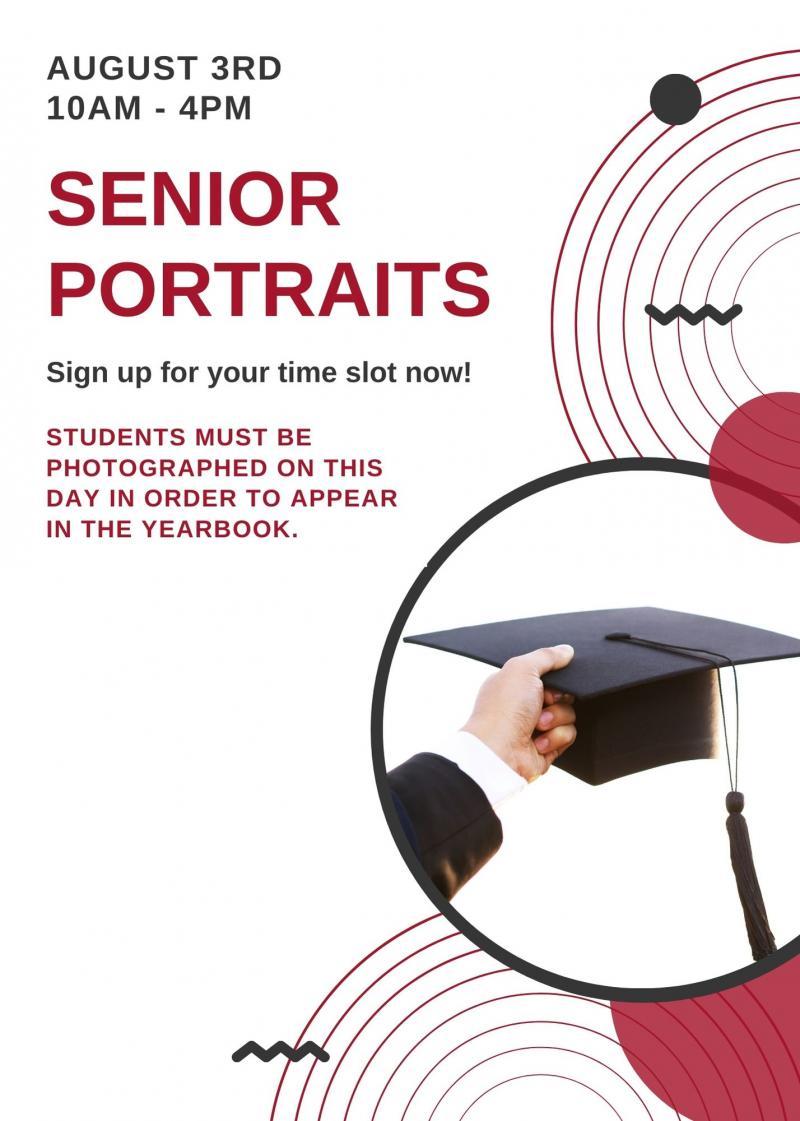 Senior Portrait Sign-up