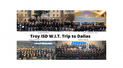 Thumbnail Image for Article THS W.I.T. Team Travels to Dallas to Learn about STEM Opportunities