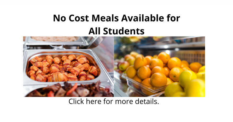 USDA Temporarily Funds Free Meals for All Youth @ Troy