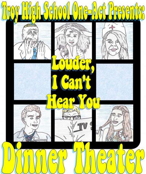 Louder I Can't Hear You logo