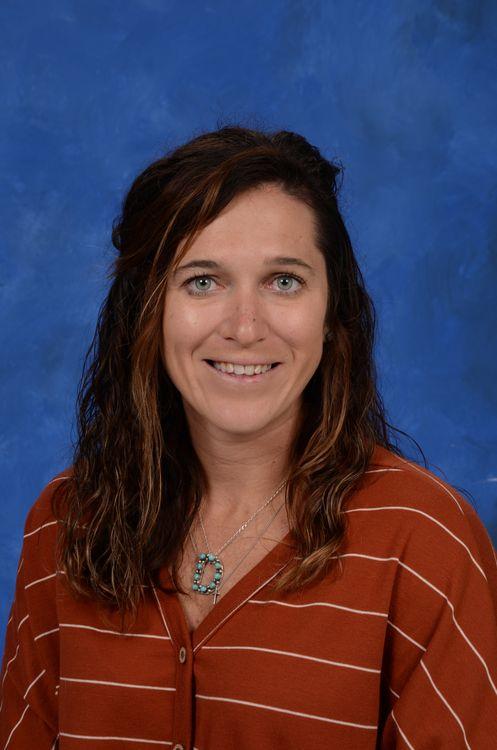 Elizabeth Oliver, MS Volleyball Coach