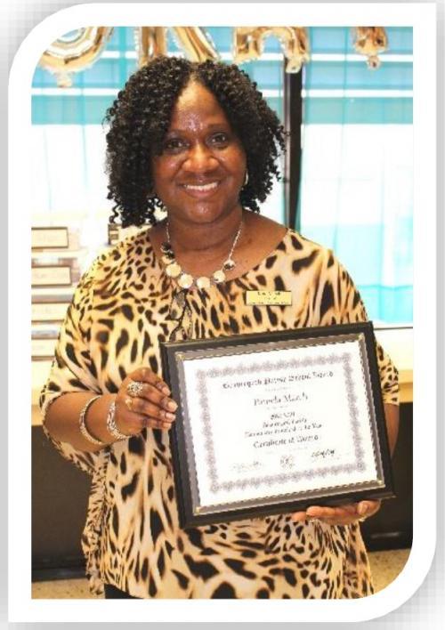 BPSB Principal of the Year