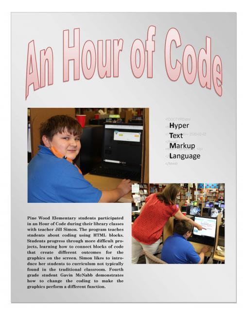 PWE:  Hour of Code