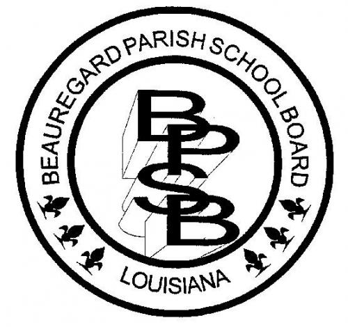 Beauregard Parish School Board logo