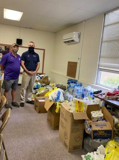 Washington Parish Donations 1