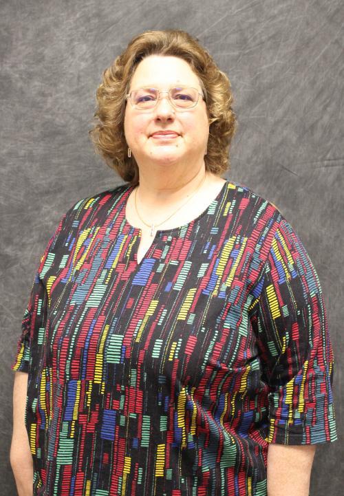 Mary Maddox - Special Ed. MSRT Secretary