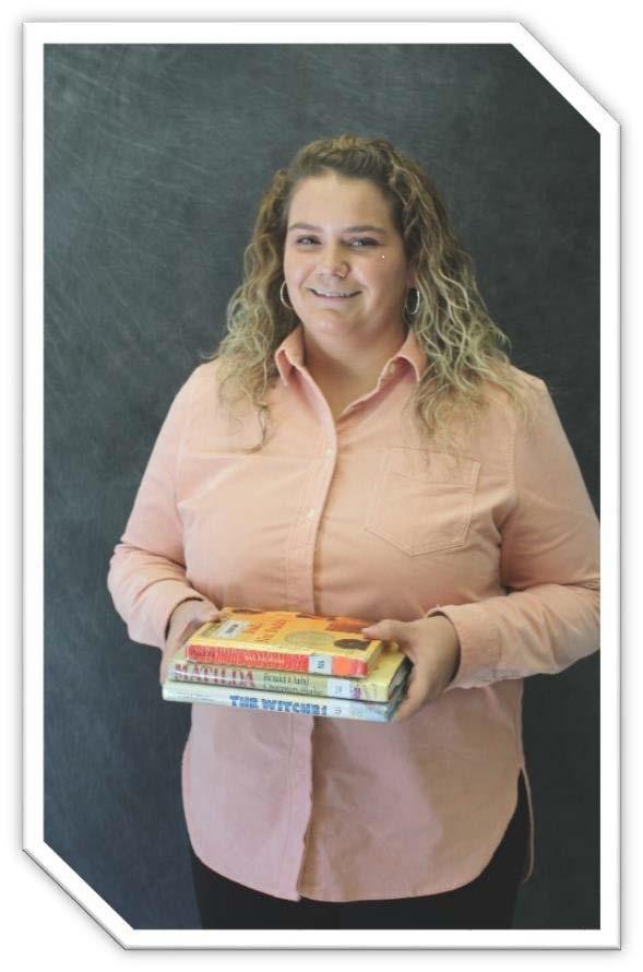 Fritzinger - 2020-2021 DJH Teacher of the Year