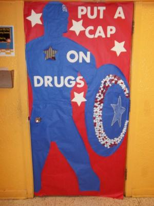 RRW Door Decorating Contest