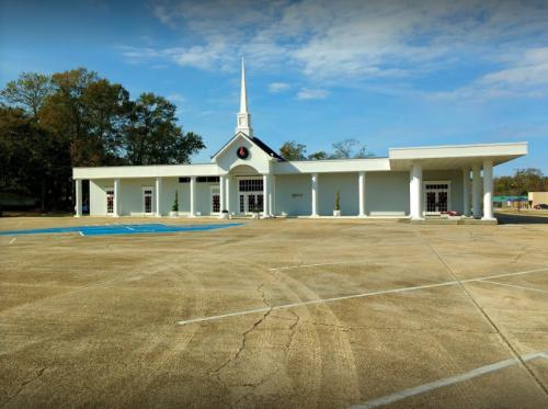 Grace Church - DeRidder