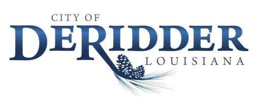 City of DeRidder logo