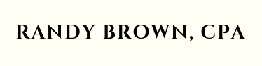 Randy Brown, CPA