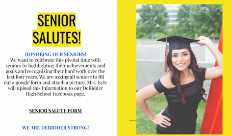 Senior Salutes