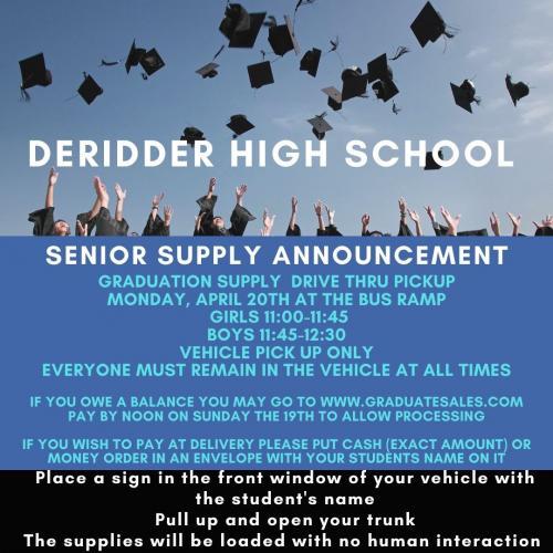 Graduation Supplies