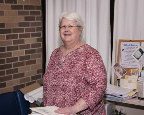 Ms. Andrea Ferguson - DHS School Nurse