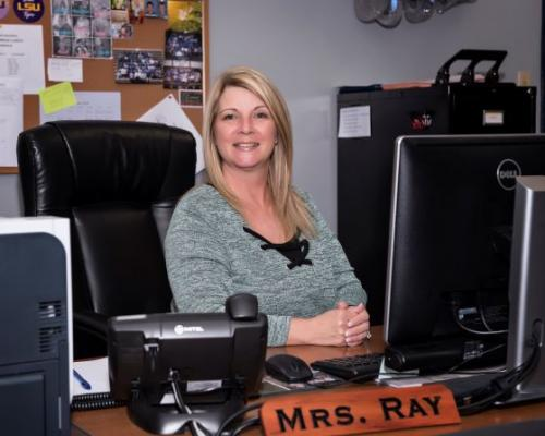 Mrs. Terry Ray