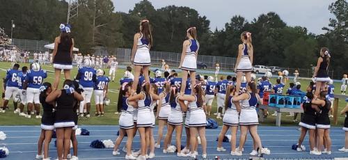 Cheer build