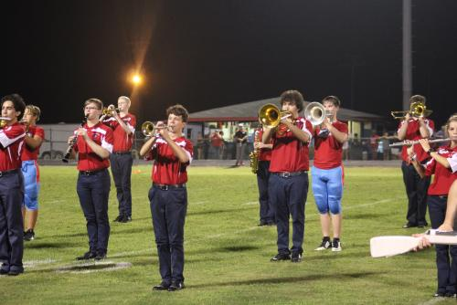EBHS Marching Band
