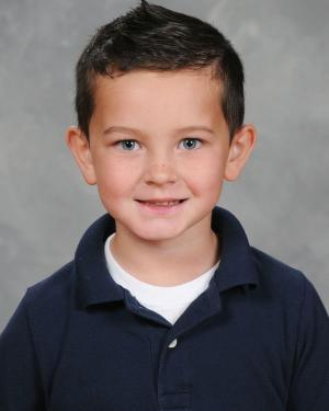 Kindergarten March Students of the Month