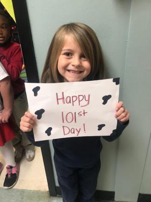 101st Day of School