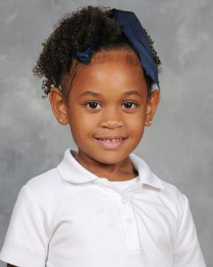 PreK October Students of the Month