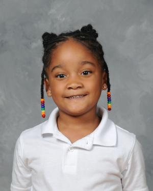 Pre-K April Students of the Month