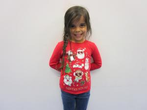Toys for Tots Christmas Shirt Day