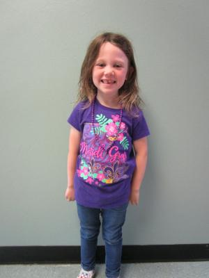 Purple Up! for Month of the Military Child