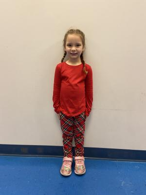 Red Ribbon Week - Red Day