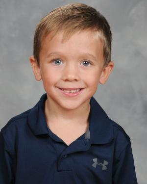 Kindergarten May Students of the Month