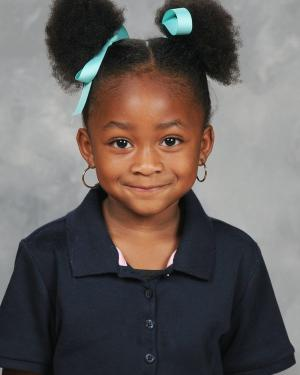 Pre-K May Students of the Month