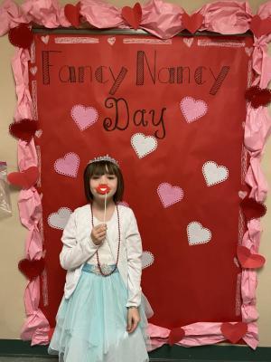 Fancy Nancy & Dapper Dan Day
