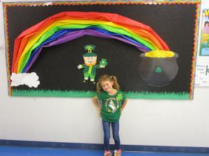 St. Patrick's Green Shirt Day