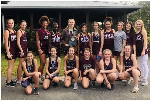 District Champs Cross Country