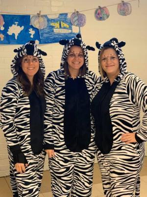 Lion King Zebras 2019