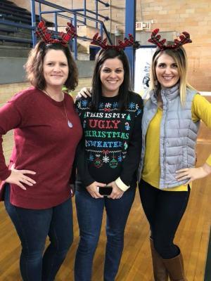 Christmas Program Friends
